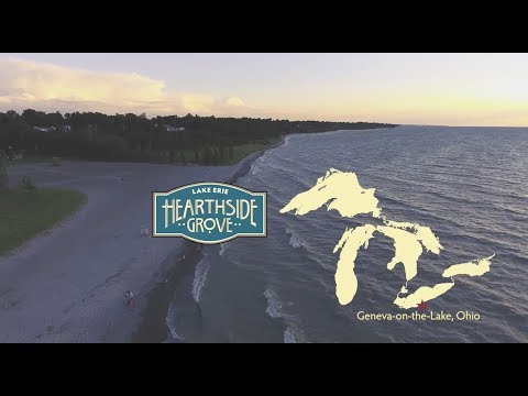 Hearthside Grove Lake Erie - Luxury RV Resort