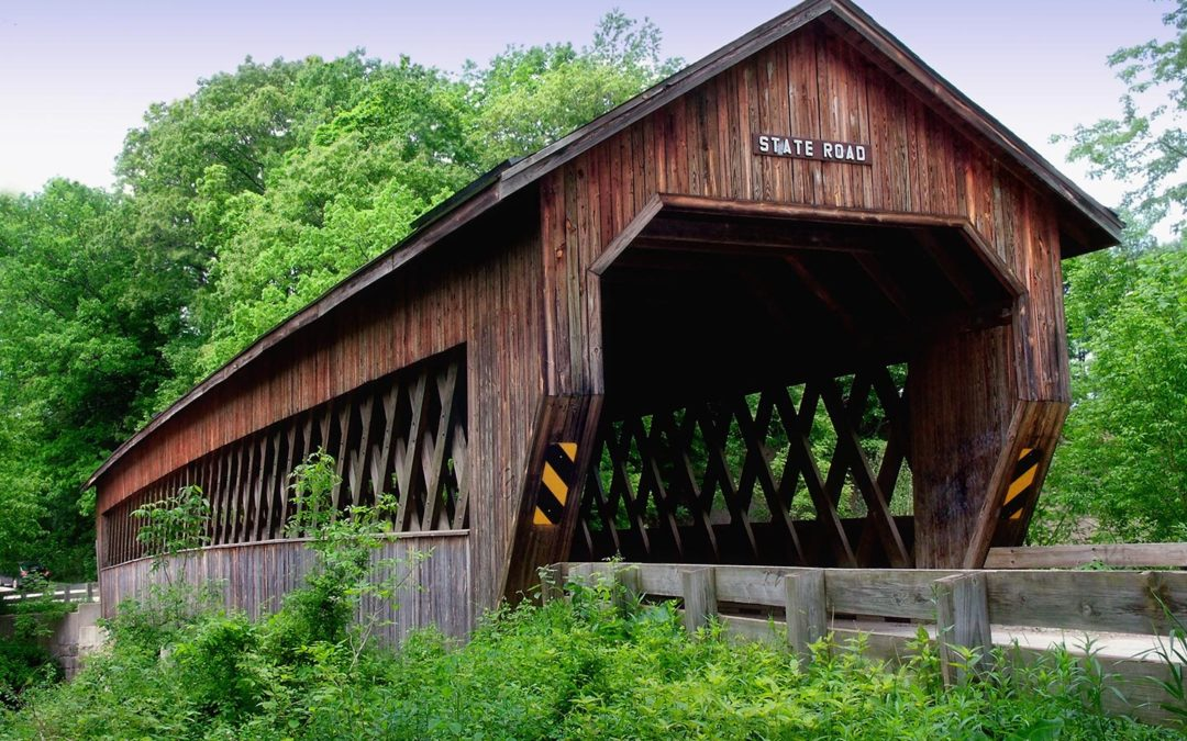 The Longest & Shortest Covered Bridge In The USA