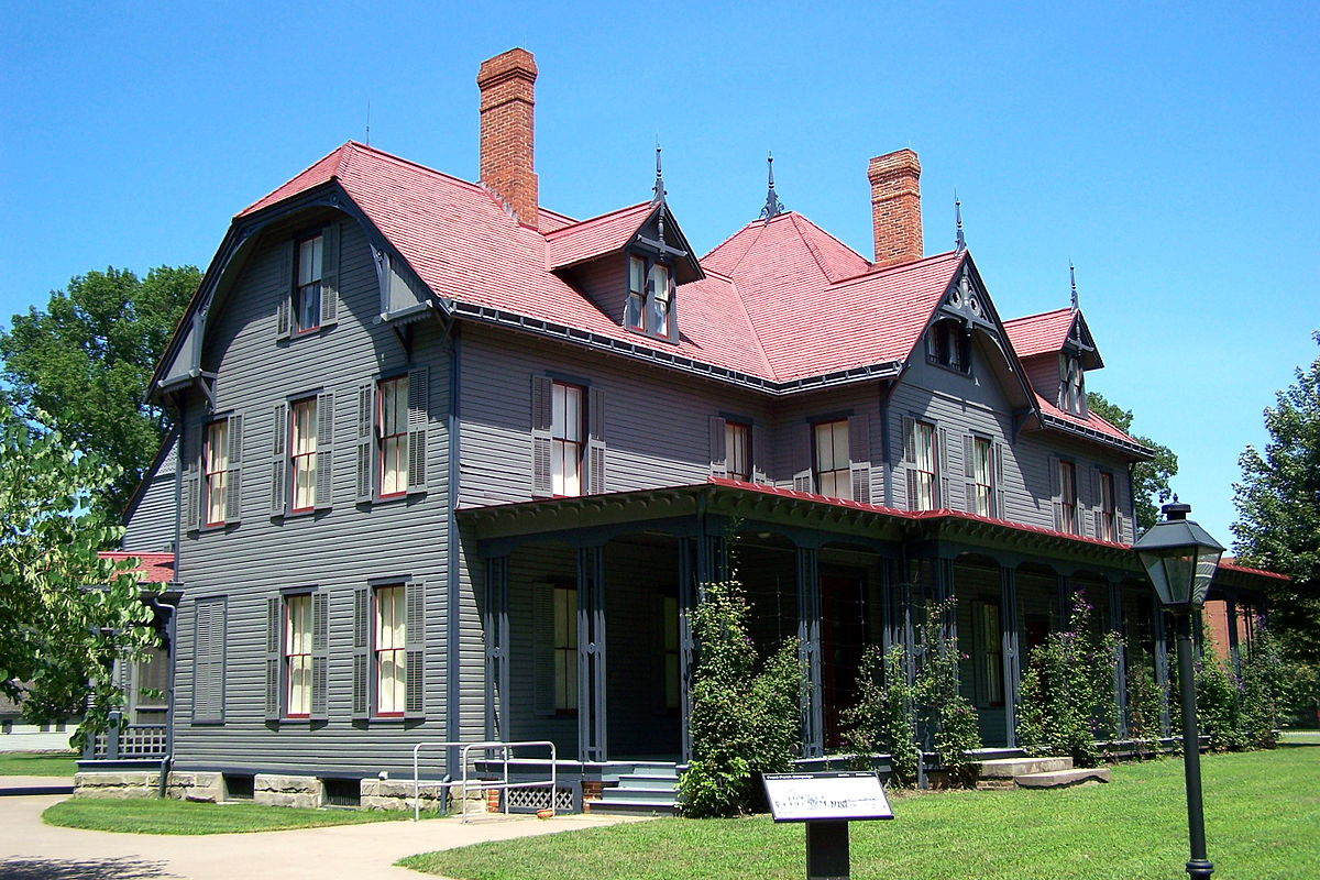 James_A._Garfield_National_Historic_Site