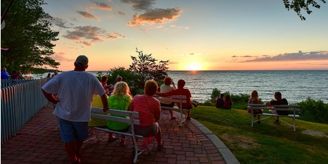 Hearthside.Grove.Lake.Erie.Motorcoach.Resort-Ashtabula.County.sunset.2